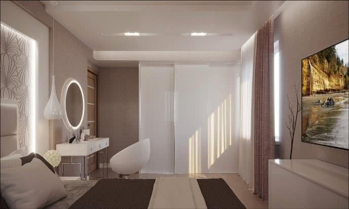 Капремонт квартиры по дизайн-проекту фото