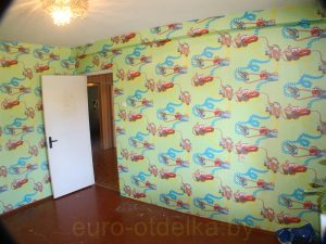 Ремонт комнаты Кольцова17