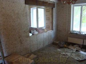 Ремонт комнаты Кольцова44