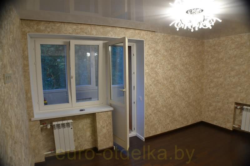Капремонт двухкомнатной квартиры фото